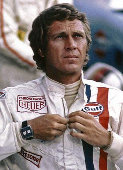 """""""Le Mans"""" Steve McQueen 1971 Solar Productions"""