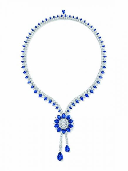 Harry Winston  Collier 718 Marble Marquetry  The New York Collection