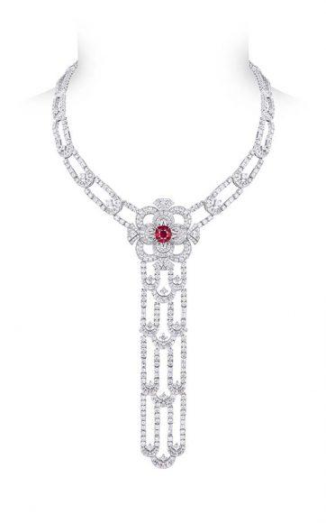 Louis Vuitton Collier Regalia Collection  Haute Joaillerie Conquêtes