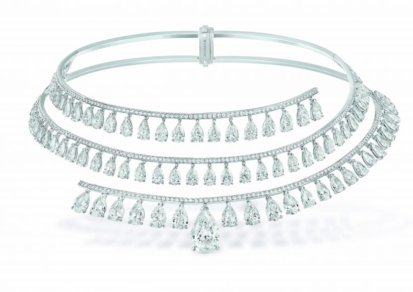 Messika Paris  Collier Diamond Whirl Collection  de Haute Joaillerie Once Upon a Time