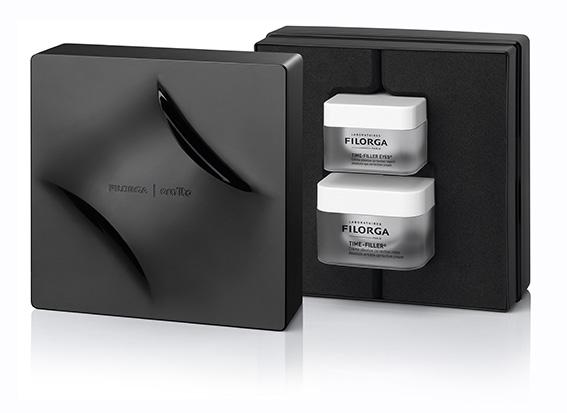 Un coffret de soins correcteur pour tout type de peaux qui contient une crème absolue correction rides pour le visage inspirée de l'expertise de la médecine esthétique anti-âge ainsi qu'une pour le regard. PPC: 87 € en exclusivité chez Sephora