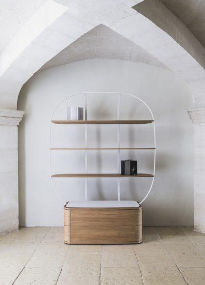 Bibliothèque Klec de Piergil Fourquié - Monolithe Edition