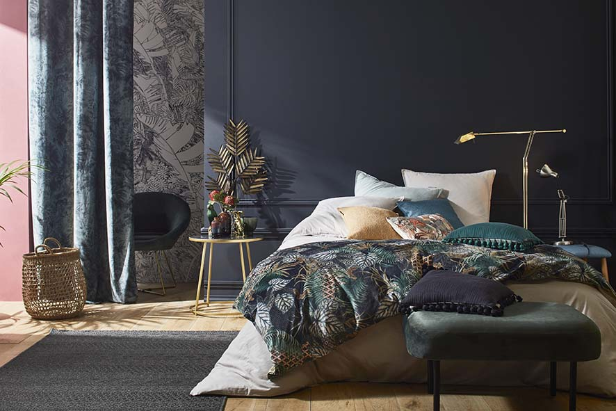 Chambre Vintage Tropic Madura - Trends in Riviera