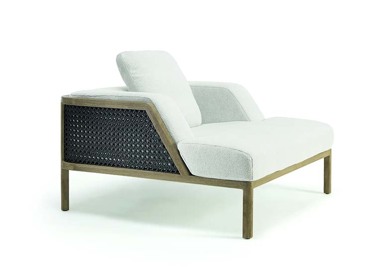 Ethimo Fauteuil Lounge Grand Life