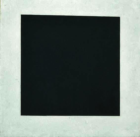 Carré noir - Kazimir Malevitch