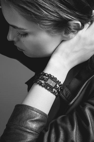 Chanel Première Rock Edition Noir 2