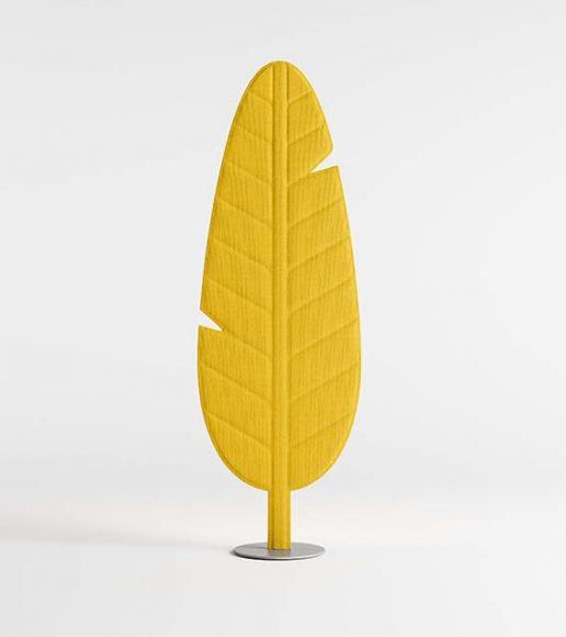 Sculpture Eden Rotaliana En acier et polyester.