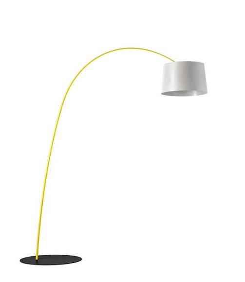 Lampadaire Becolour Twiggy Foscarini En métal et aluminium. PPC: 1260 €