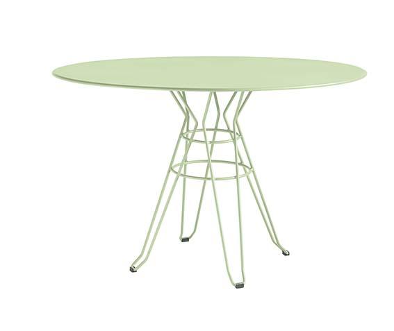 Table Capri Isi-Mar En acier galvanisé et peint.  Chez PHS Mobilier PPC: 349,20 €