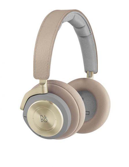 Casque Bang & Olufsen Beoplay H9. Digne descendant supra-auriculaire sans fil du Beoplay H7 qui intègre désormais la fonction réduction de bruit active. PPC: 500 €