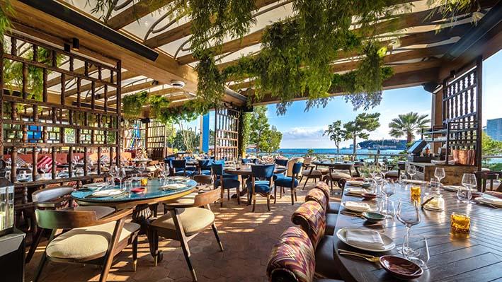 COYA Monte-Carlo-Restaurant