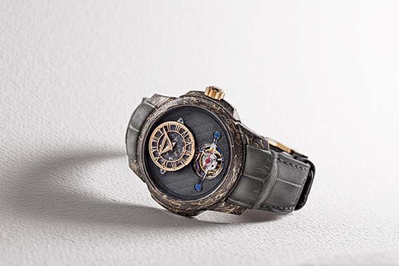 Ateliers deMonaco Tourbillon Oculus 1297 Only Watch 2