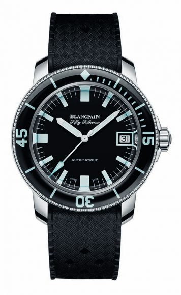 Blancpain Fifty Fathoms Barakuda Only Watch