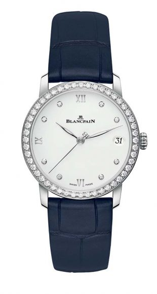 Blancpain Villeret Date