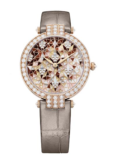 Harry Winston Premier Precious Micromosaic Automatic 36mm