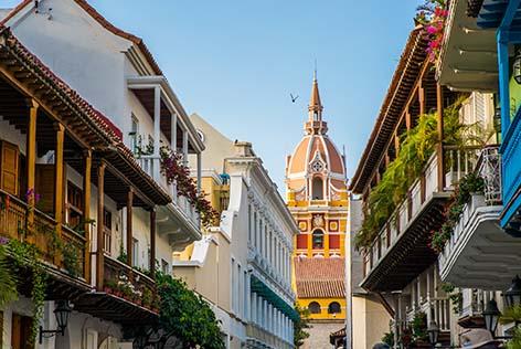 Cartagena. © ProColombia