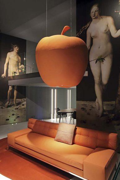 Meilleure collaboration de l'année- Croque La Pomme - Cassina X Philippe Starck