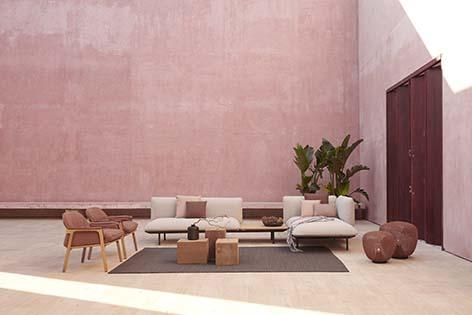 Nomad easy chair - Senja Sofa